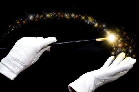 ホーリーファイアレイキとは、一生使えるパワフルな「魔法の杖」だ