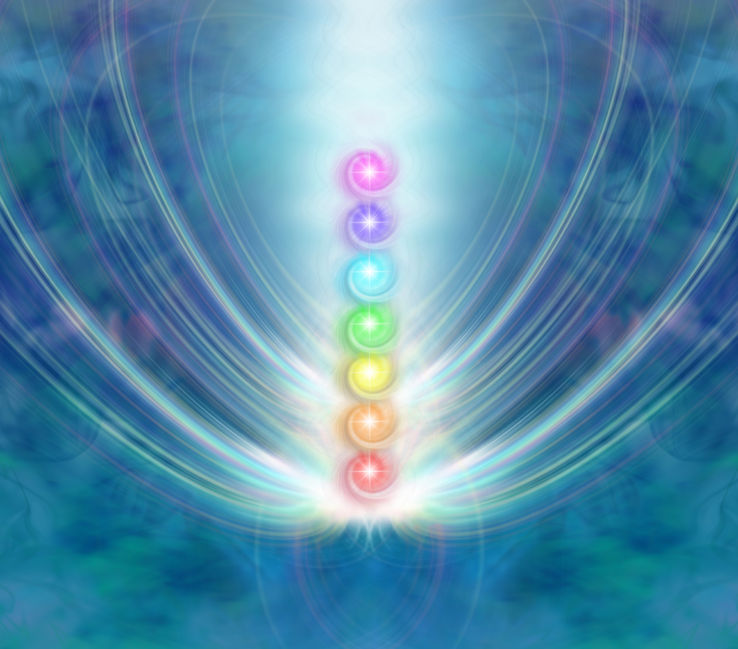 36060499 - the seven chakras