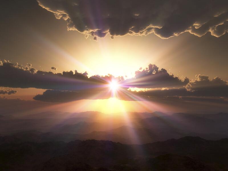 朝陽の光_S