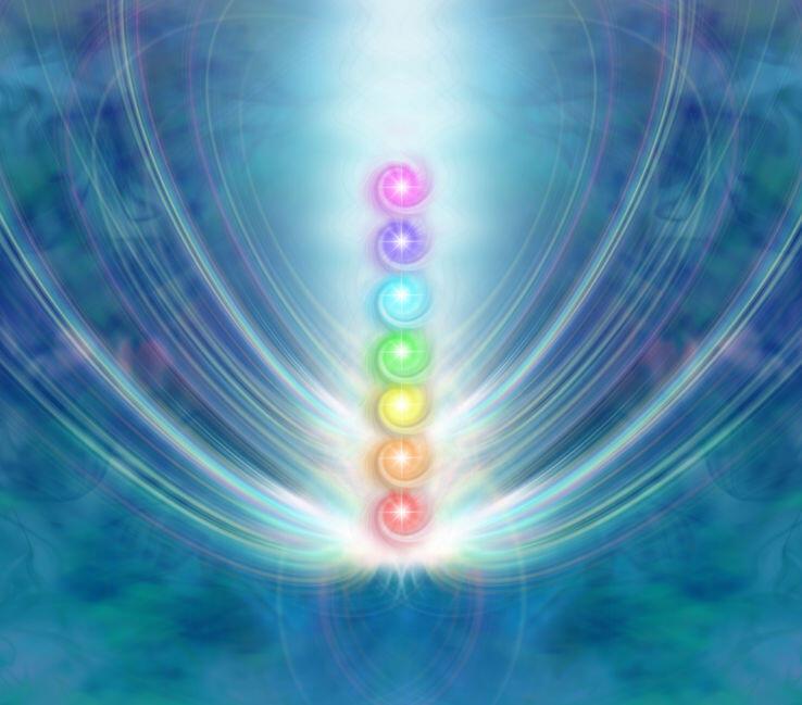 36060499 - the seven chakras